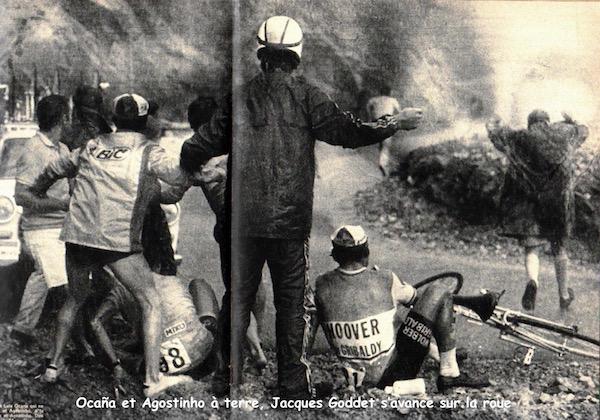 SPORT N° 24 du 21 juillet 1971 16 21 Le Tour décapité