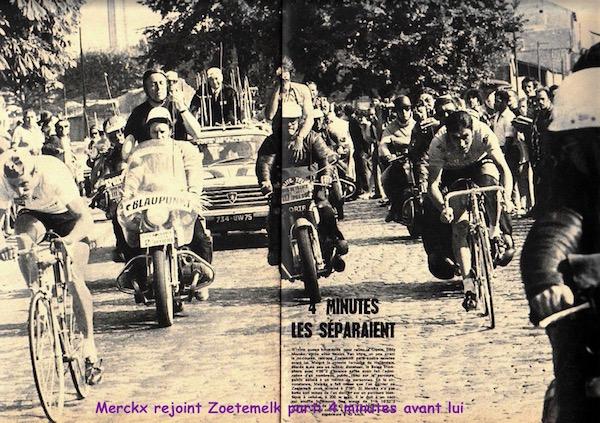SPORT N° 24 du 21 juillet 1971 24 25 Merckx & Zoetemelk