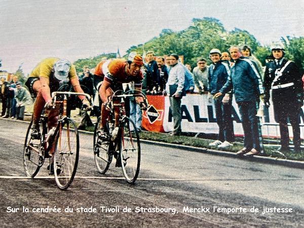 Sprint Merckx-devlaeminck