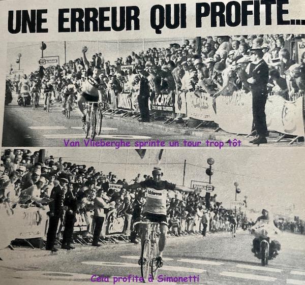 Sprint Touquet